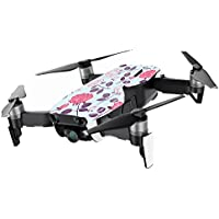 MightySkins Skin for DJI Mavic Air Drone - Vintage Floral | Min Coverage Protective, Durable, and Unique Vinyl Decal wrap cover | Easy To Apply, Remove, and Change Styles | Made in the USA