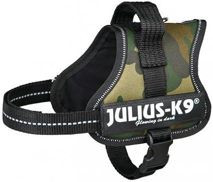 JULIUS K9 Power-Arnés-Mini-Mini? 40/S: 53 cm, diseño de perro