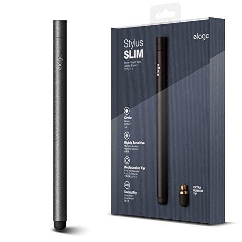 elago Stylus Slim Black Replaceable