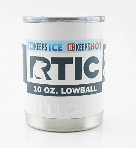 RTIC 10 oz Tumbler, White