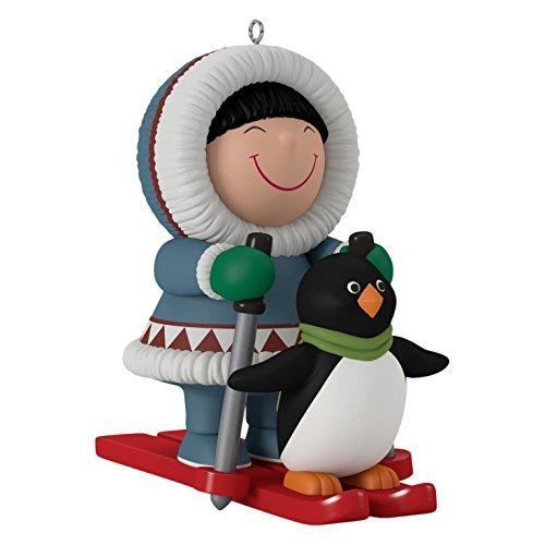 Hallmark Frosty Little Friends Mini Ornament (Favorite Frostys Ornament)