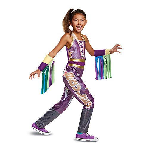 Disguise Bayley Classic Child Costume, Purple, Medium/(7-8)