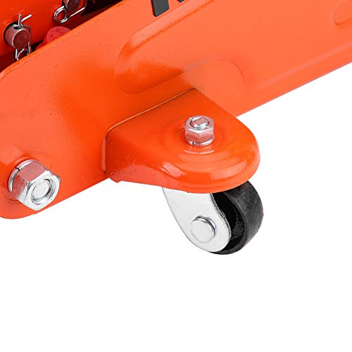 Cric Hydraulique Rouleur 2T Orange