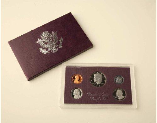 1987 United States Mint - 4
