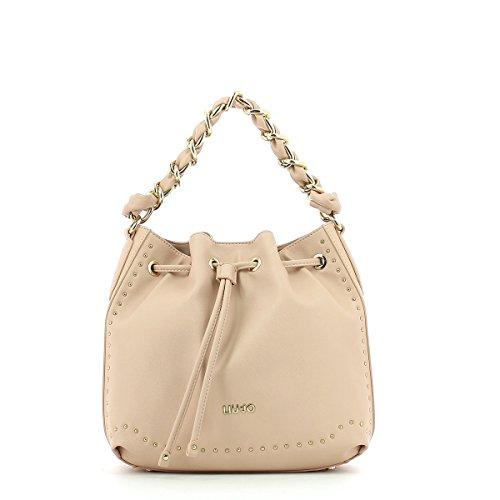 LIU JO LOVELY BASKET BAG A18022E0010 41310 CAMEO ROSE