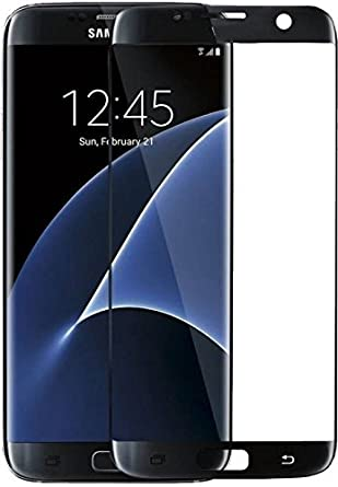 Icod9 Edge to Edge Full Coverage Tempered Glass for Samsung Galaxy S7 Screen guards
