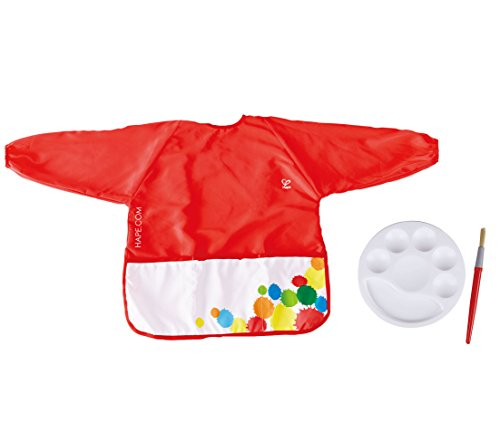 Hape Little Pro Painter Set with Accessories - Painter Costume For Kids