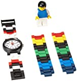 LEGO Kids' 4193356 Soccer Watch With Minifigure Link