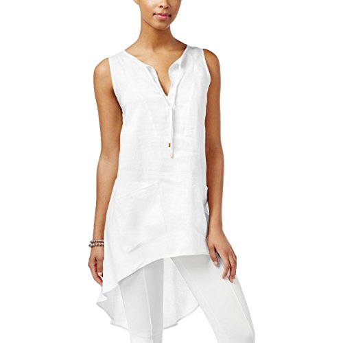Linen And Silk Tunic - 1