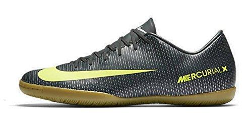 Nike 852488-376, Botas de Fútbol Unisex Adulto Verde (Seaweed / Volt / Hasta / White)