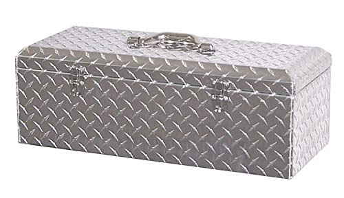 - OKSLO Deflecta Shield Aluminum 5116 Challenger Hand Tote Storage Box