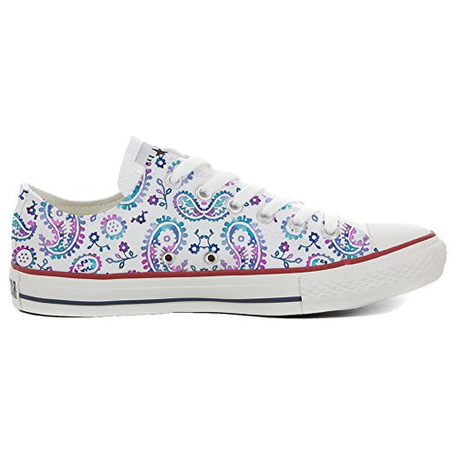 Adulte Chaussures Mixte Converse Watercolor All Slim Artisanal Star Coutume Produit qqT7Y