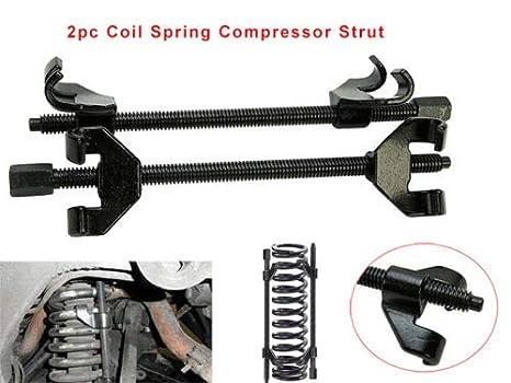 2x NEW Coil Spring Shock Strut Compressor Remover Installer Suspension Auto Tool