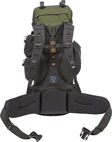 TETON Sports Explorer 4000 Internal Frame Backpack; High-Performance Backpack for Backpacking, Hiking, Camping 3 NOT YOUR BASIC BACKPACK: Continues to be the top selling internal frame backpack on Amazon at a great price for all the included features VERSATILE QUICK TRIP PACK: Perfect backpack for men, woman and youth; best for 3-5-day backpacking trips; 3400 cubic inches (65 L) capacity; weighs 5 pounds (2.3 kg) COMFORT YOU CAN CUSTOMIZE: Multi-position torso adjustment fits wide range of body sizes; Durable open-cell foam lumbar pad and molded channels provide maximum airflow and balance