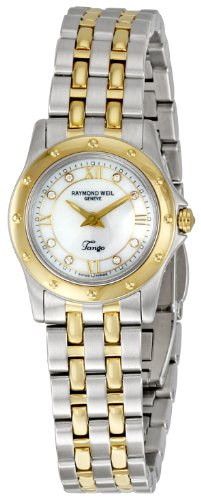 Women's  Tango Mother-of-Pearl Dial Watch - Raymond Weil 5790-STP-00995