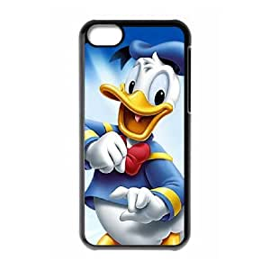 Hjqi - DIY Donald Duck Phone Case, Donald Duck Personalized Case for iPhone 5C