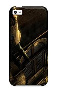Premium Alone In The Dark Back Cover Snap On Case For Iphone 5c by mcsharks
