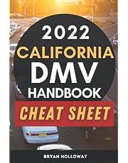2022 California DMV Handbook Cheat Sheet: Drivers Permit Test Study Book With Practice Test & Explanations (California DMV Study Books)