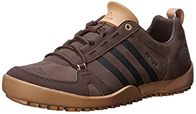 adidas Outdoor Daroga Two 11 Leather Shoe - Men's Mustang Brown/Craft Canvas 14