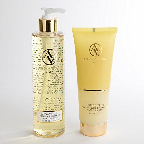 Adrienne Vittadini Studio - Body Scrub and Shower Gel Set