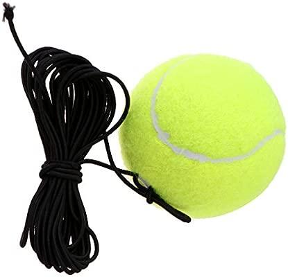 Toygogo Pelota De Entrenamiento De Tenis Profesional En Cuerda ...