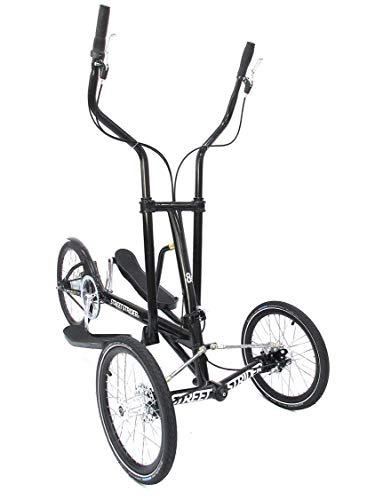StreetStrider 8s Outdoor + Indoor Elliptical Cross Trainer