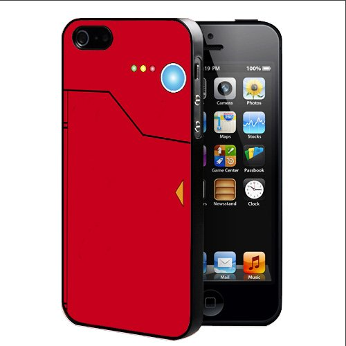reputable site 54526 f9952 Pokedex Pokemon Device Reader Rubber Silicone TPU Cell Phone Case ...