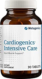 Metagenics Cardiogenics Intensive Care Tablets, 90 Count