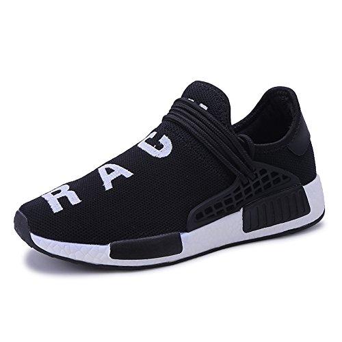 廃止中止しますボウリングカップル軽いランニングシューズ男性の女性グリッドカジュアルな洗練されたファッションウォークスポーツ靴スポーツ大サイズ靴