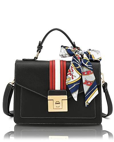 Scarleton Medium Top Handle Satchel Handbag for Women H2065