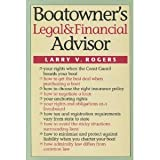 Boatowner's Legal and Financial Advisor, Rogers, Larry, 0877423415