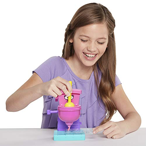 Chocolate Poop Maker Food Activity    Pink   Make Your Own Chocolate Poop Emojis   Chocolate Included Or Use Chocolate from Home   Sweet Treats   Jakks Pacific (Best Chocolate In The World 2019)
