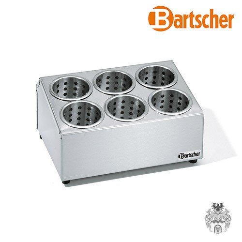 Bartscher Besteckbehälter für 6 Köcher 73239300 Art. A500396