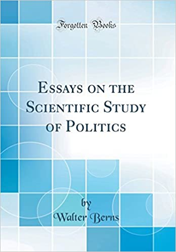 is it possible to study political science scientifically