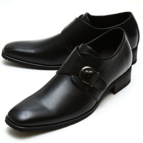 7aa64a257ede9  カラダ快適研究所  シークレットシューズ メンズ ビジネスシューズ 紳士靴 メンズシューズ 7cm