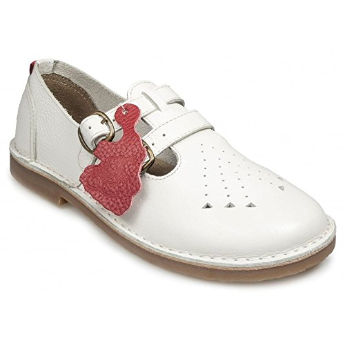 Marley Ladies White T POD UK Sandals Bar Pod 4 Heritage IxqwAg4