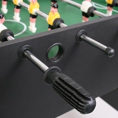 Jago Futbolín plegable, incluye 2 bolas (diferentes colores a elegir): Amazon.es: Juguetes y juegos