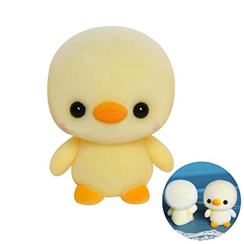 Stuffed Toy Soft Plush Doll Mini Cute Duck Toy Baby Doll Col