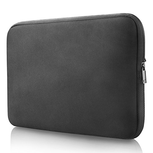 ProCase 11-12 Inch Laptop Tablet Sleeve Case Bag for 12 Inch Macbook, Surface Pro 5 4 3, iPad Pro 12.9, Most 11-12 Inch Ultrabook Netbook MacBook Chromebook -Black by ProCase (Image #4)