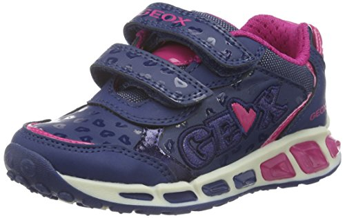 Geox-J-Shuttle-Girl-E-Zapatillas-para-Nias