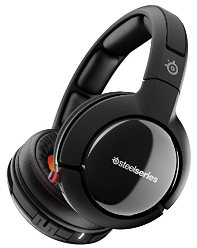 SteelSeries Siberia 800, Gaming Headset, Wireless, Dolby 7.1 Surround, PC/Mac/Playstation 4 / AppleTV/Roku/Mobile