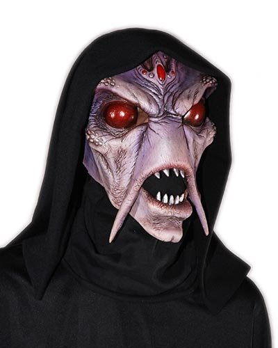 Zagone Venutian Mask, Alien Creature from Venus, - Mask Creature
