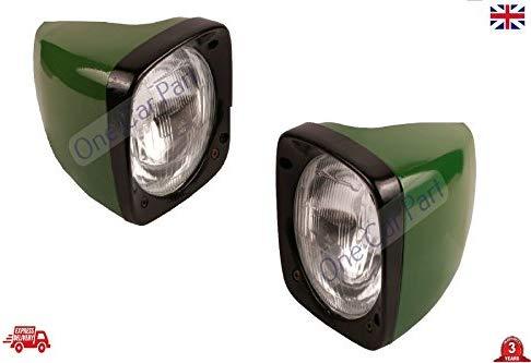 Scheinwerfer für John Deere 2040,2140,3040,3140,3640,Links+Rechts Komplett