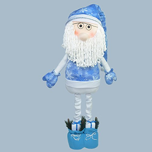 Damjic Christmas Snowman Santa Claus Christmas Snowman Christmas Doll Christmas Gift C