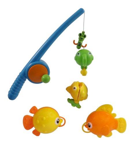 Reel Fishing Bathtub Bath Kids