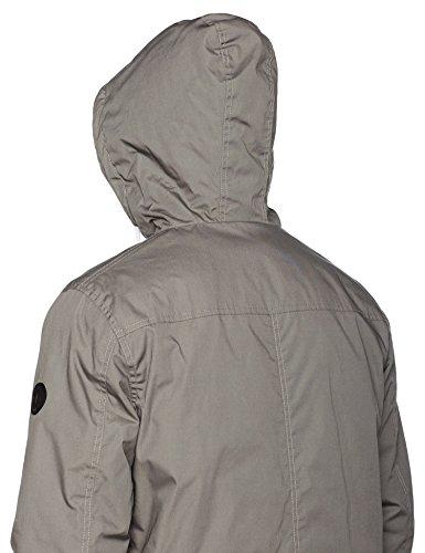 solid 9486 Jacket Uomo castlerock Cappotto Grigio Thang SpwqrS