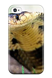 TYH - 2630806K15770041 Top Quality Case Cover For ipod Touch 4 Case With Nice Snake Appearance phone case
