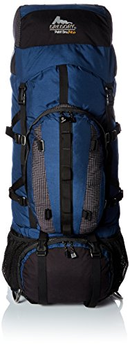 Gregory Petit Dru Pro 80 Mountaineering Pack (Navy,Large)