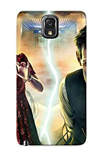Shock-dirt Proof Doctor Who Case Cover For Galaxy Note 3