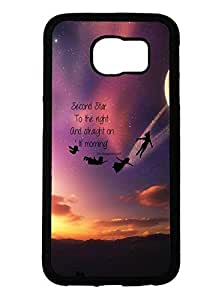 BESTER Fanshion Design for Samsung Galaxy S6 Case, Peter Pan